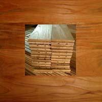 teak flooring