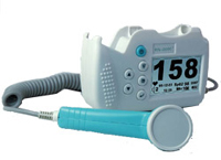 mother fetal monitor doppler