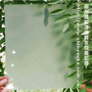 Glass Frosting Powder With Common Effect