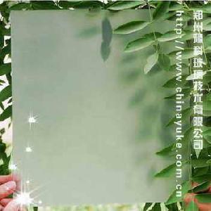 glass frosting powder