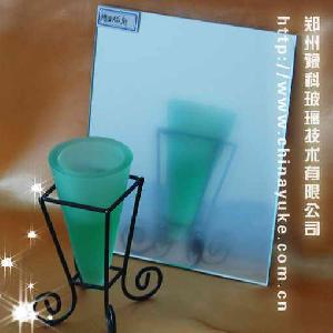 mirror glass frosting powder
