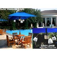 solar umbrella lights sn ub g801 zkw