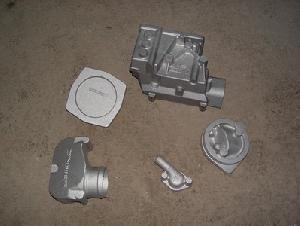aluminum pressure casting