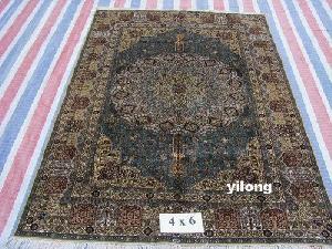 persian silk carpets