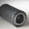 air filters activated carbon cylinders