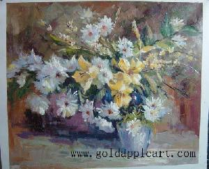 handmade oil painting canvas wholesale supplier