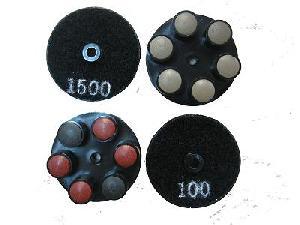 concrete floor grinding pads