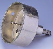 e p diamond hole saws marble fiberglass frp ceramic
