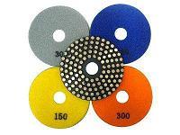 metal polishing pads patent