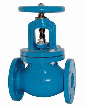 cast iron api globe valve