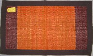 grass mat latex backed mattings prayer yoga