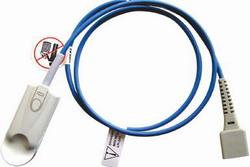 Nellcor Adult Finger Clip Sensor Compatible With All Types, N40, N100, N200, N290 / 5, N390, N3000,