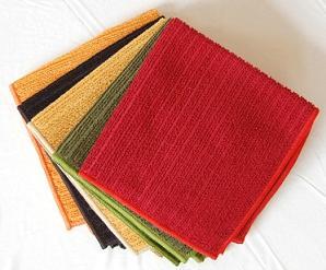 microfiber stripe towel