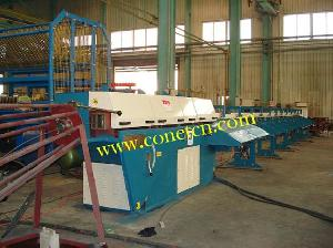 reinforced deforming bar cutting machine