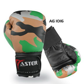 aster boxing gloves camoflague