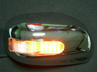 side mirror cover w led toyota camry altis vios avanza