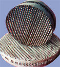 corrugated wire mesh filter