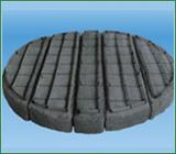 knitted mesh demister pad