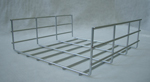 u steel wire cable tray