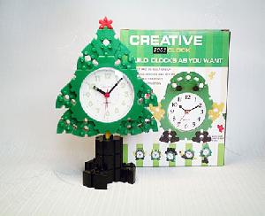 christmas gifts fancy children alarm clock beautify room