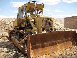 cat bulldozer d7g conditons