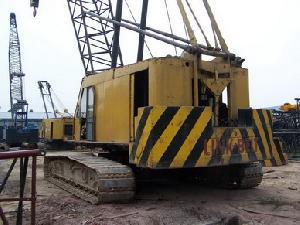 sumitomo crawler crane 100t year1983