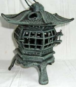 cast iron lantern