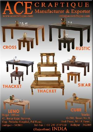 thakat dining table coffee thacket exporter