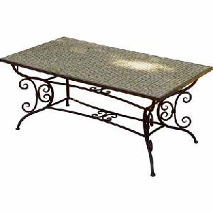 wrought iron furniture manufacturer exporter