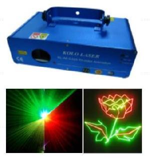 kl a6 c325 190mw tri animation laser light stage