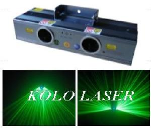 25mw kl d225 green stage light laser disco dmx dj pro