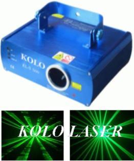 50mw kl s500 green laser light dmx dj pro