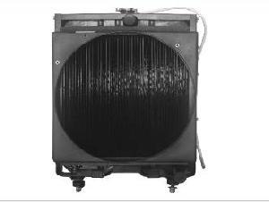 aluminium cooler radiator condenser intercooler oil