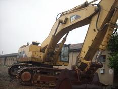 cat excavator 385b japan conditions