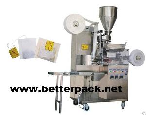 Automatic Tea-bags Making Machines, How To Pack Tea