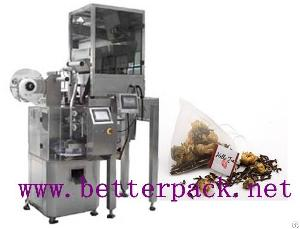 Automatic Triangle Pyramid Tea Bags Packing Machine, Tea Bags Packing Machines