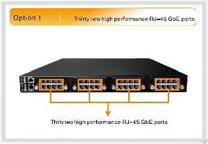 32 gigabit rj 45 ports network hardware appliance