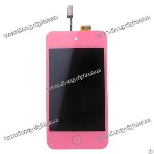 colorful lcd digitizer assembly home button kit ipod touch 4