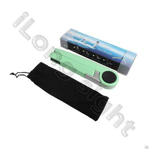 Portable And Folding Stand For Laptop And Ipad Palegreenportable And Folding Stand For Laptop And I