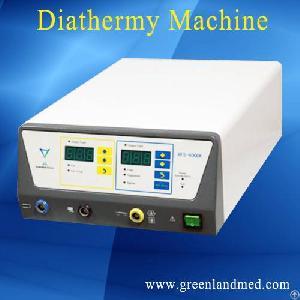 bipolar diathermy machine
