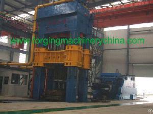 10000 ton open die forging hydraulic press 100 manipulator