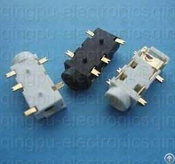 surface mount 3 5mm stereo jack