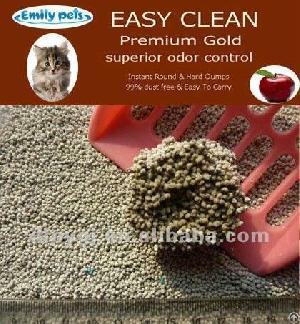 Healthy pet superior odor control