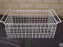 Freezer Storage Wire Baskets