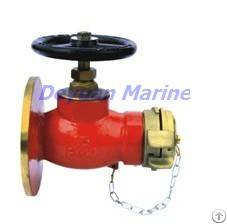 180 Degrees Flanged Fire Hydrant