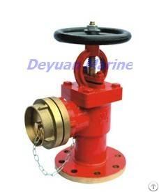 Marine Flanged Fire Hydrant