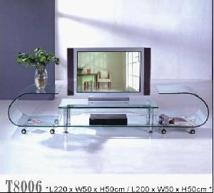 High Quality Modern Glass Tv Stand Stylish Tv Cabinet