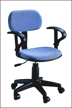 office chair computer clerk furniture d 122