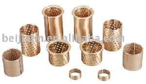wb bush flanged copper holes