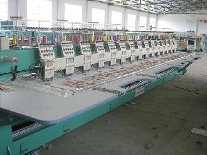 rp embroidery machine